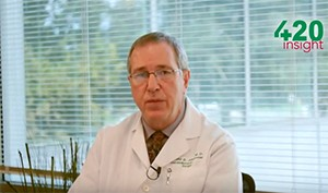 Dr David Allen: The Discovery of the Endocannabinoid System